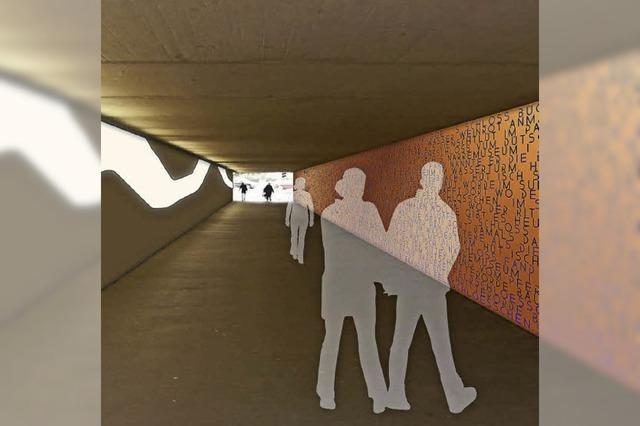 In den Tunnel kommt mehr Licht
