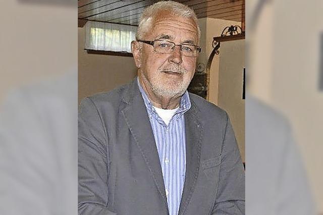 Bernd von Hermanni löst Christian Dröse ab