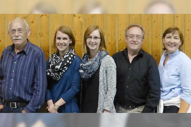 Ein zweiter Förderverein für Wollbachs Musiker