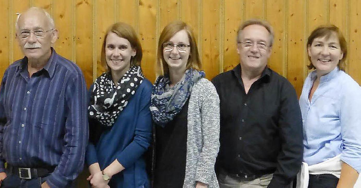 Sie übernehmen Verantwortung im neuen ...ende des Musikvereins,  Annette Krey.   | Foto: Ounas-Kräusel