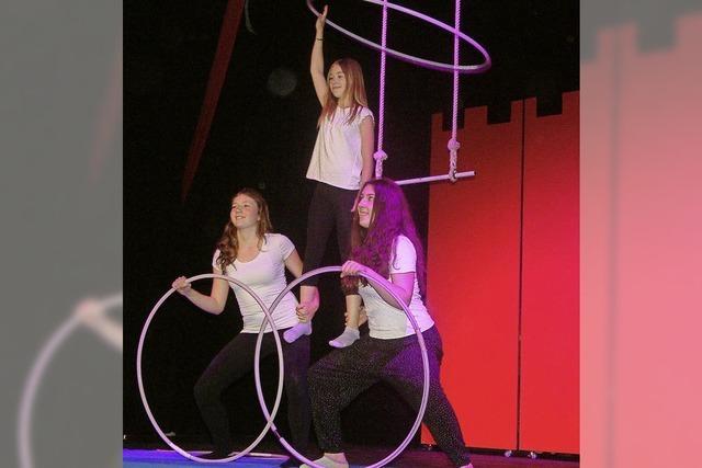 Der Zirkus macht Schule