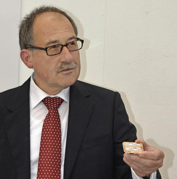 Jürgen Philipp, einer der Geschäftsfüh...n am europäischen Markt große Chancen.    Foto: Nikolaus Trenz