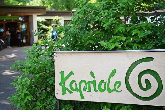 Freiburger Schule: In der Kapriole ist fast alles erlaubt