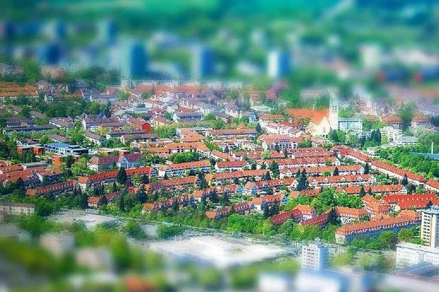 So will Freiburg günstigen Wohnraum schaffen