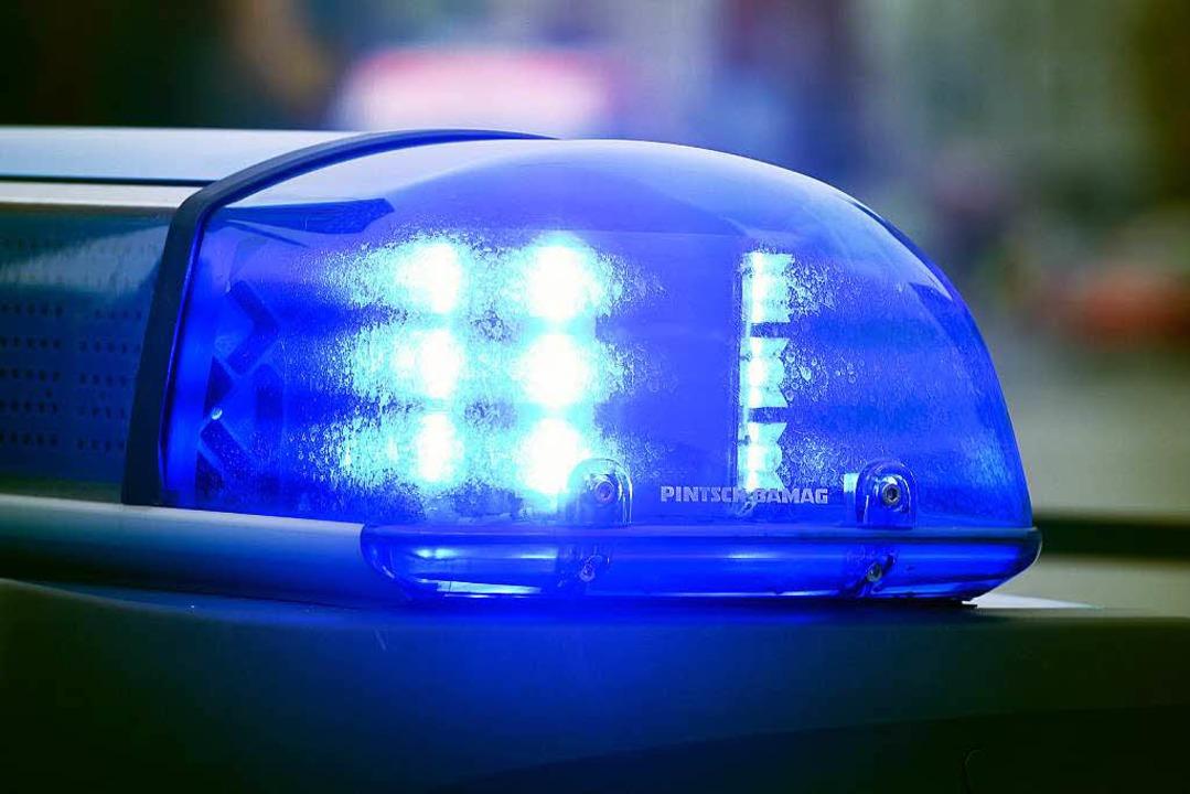 Die Lahrer Polizei konnte nur knapp ve...ass eine Familienfehde blutig ausging.  | Foto: dpa