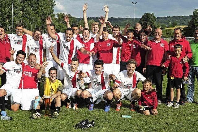 Sportlicher Erfolg bestätigt Konzept des FV Ettenheim