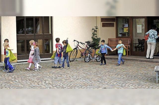 Ganztagsbetreuung für Kinder nun auch in Biederbach