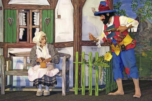 Kindertheater nach Otfried Preußer in Offenburg