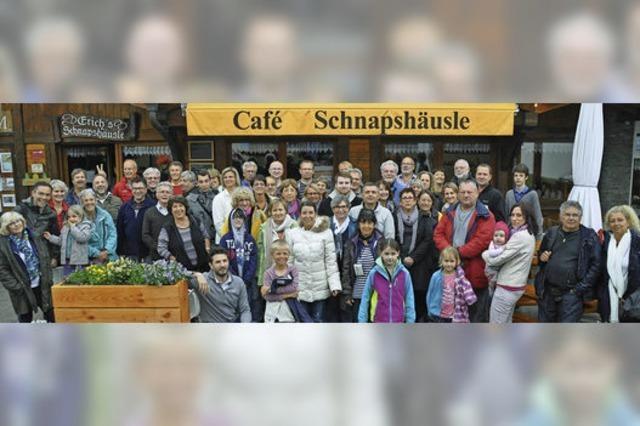 Stabile Bande zwischen Umkirch und dem Bordelais