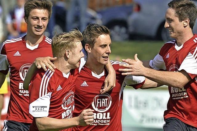 FC Auggen hat den Titel vor Augen