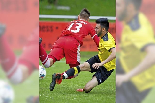 TuS Bonndorf verliert das letzte Heimspiel