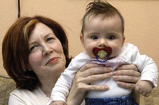 65-Jährige Mutter wohlauf - doch wie geht es den Babys?