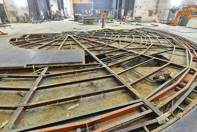 Bauverzögerungen: Theater fordert halbe Million Euro von Firma