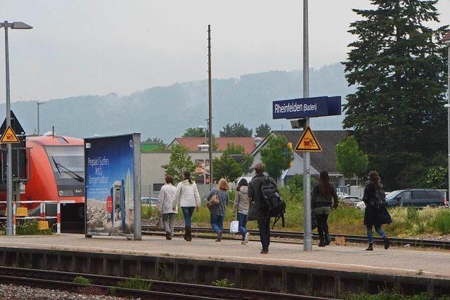 Endstation Bahnhof, bitte umsteigen