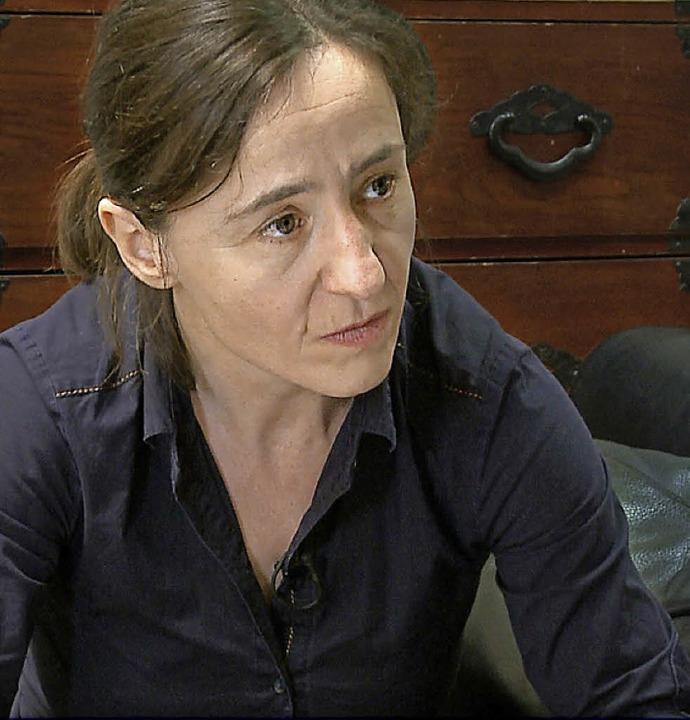 Susanne Albrechts Schwester Julia Albrecht  | Foto: WDR/zero film