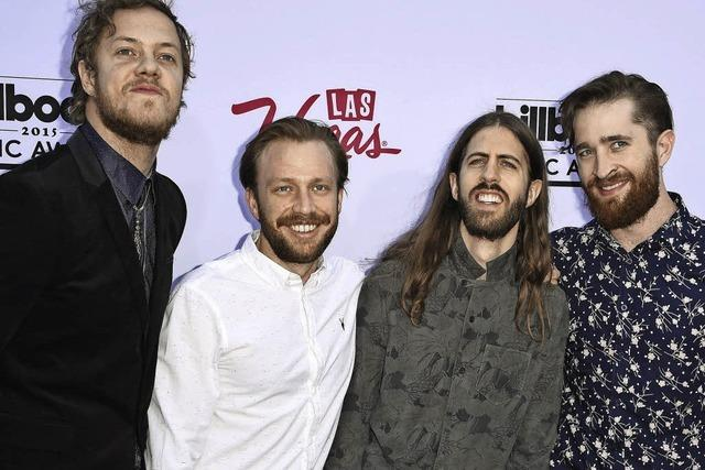 Imagine Dragons in Straßburg