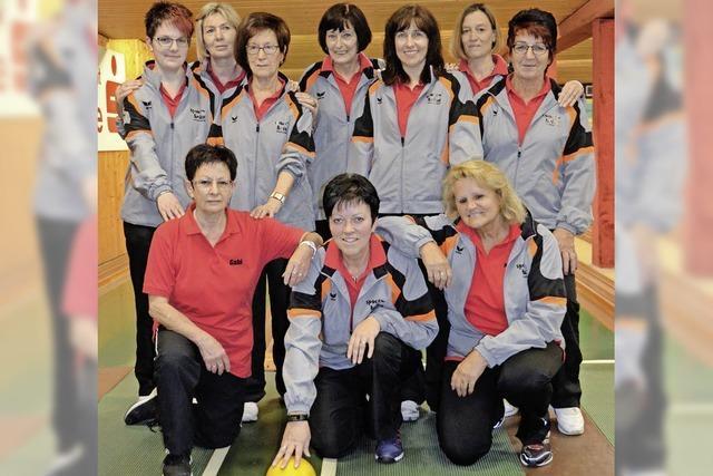 Mit Frauenpower in die Zweite Bundesliga