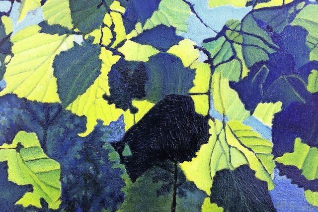 Werke von Willi Dommer in der Endinger Galerie