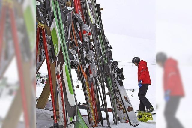 Um die Skizunft ist es gut bestellt