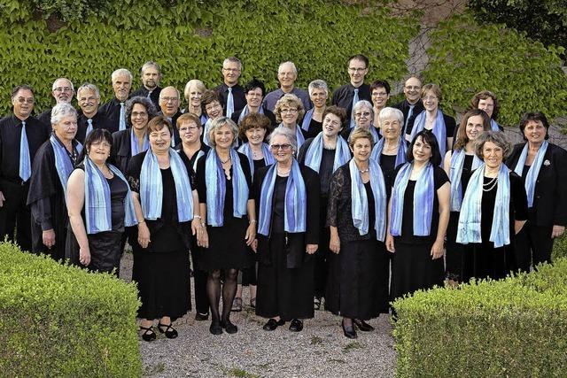 Der Säckinger Kammerchor führt Schuberts Messe in Es-Dur auf