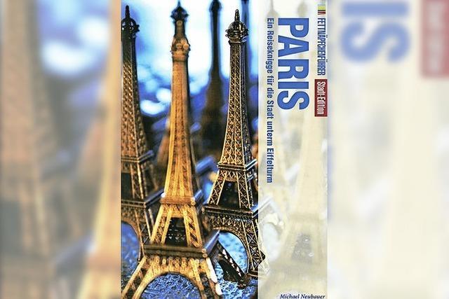 Michaels Neubauers Reiseknigge Paris