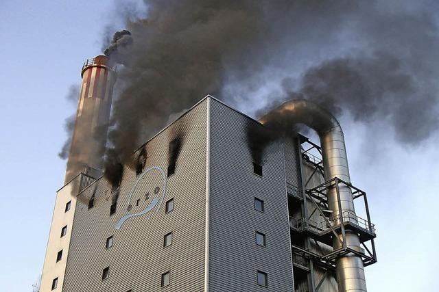 Ein Feuer zu viel in Müllverbrennungsanlage