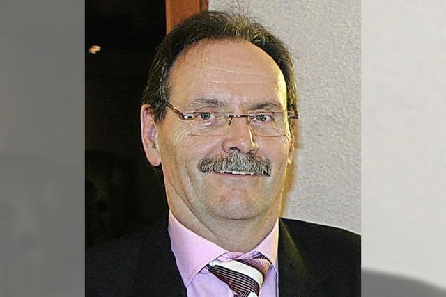 Bruno Schmidt bleibt einziger Kandidat