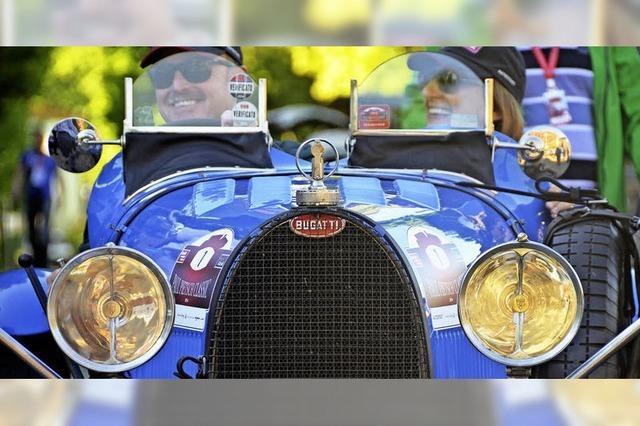 Ein rollendes Automuseum