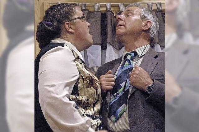 Intrigen, eine falsche Frau und der Gemeinderat