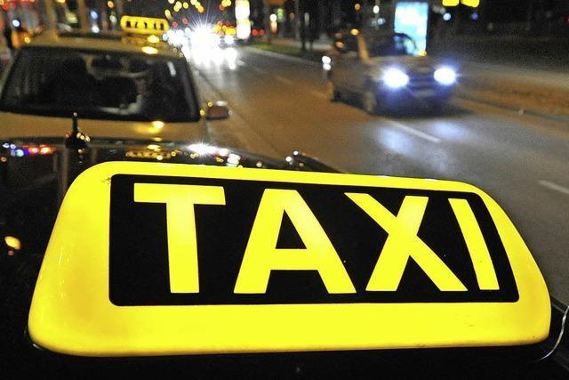 Taxiprozess geht in eine weitere Runde vor Gericht