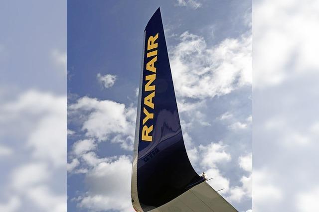 Billigflieger Ryanair leiht sich Piloten aus