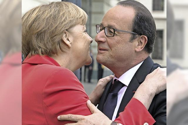 Merkel will mehr EU-Sozialpolitik