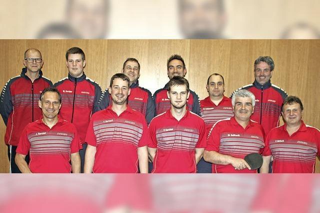 Erfolgreiche Saison für Tischtennisclub