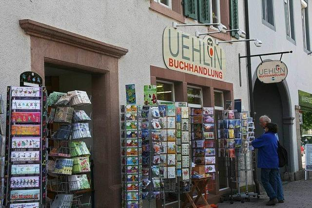 Aus für die Buchhandlung Uehlin