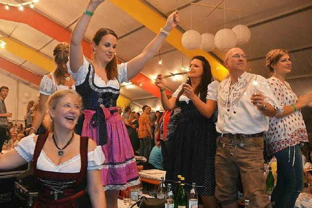 Winzerfest in Efringen-Kirchen