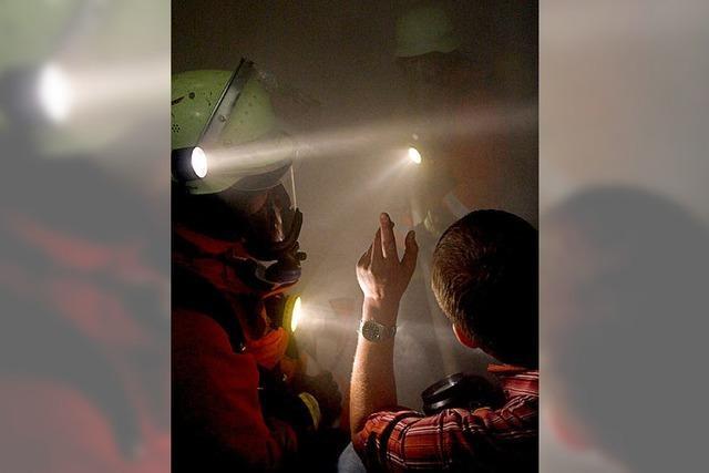 Führungsnachhilfe für Brandbekämpfer