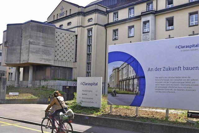 Claraspital verzeichnet steigende Patientenzahlen
