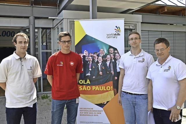 Generalprobe für WM in Sao Paulo