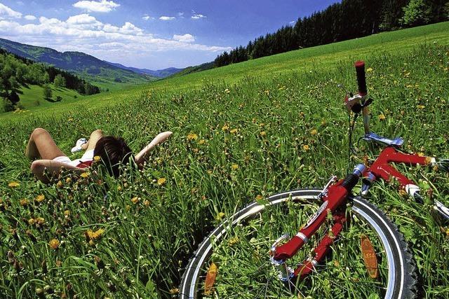 Vier sportliche Bike-Tage