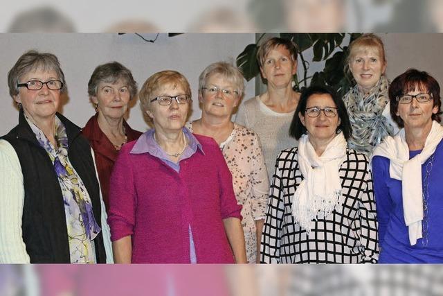 Frauenverein ohne Vorsitzende