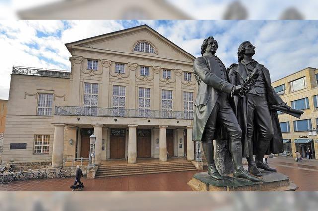 Zeitreise zu Goethe