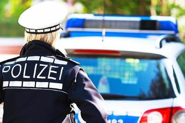 Abtransport mit Heli: Radler bei Unfall schwer verletzt