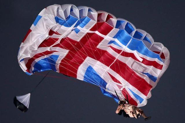 Treten die Briten aus der EU aus?