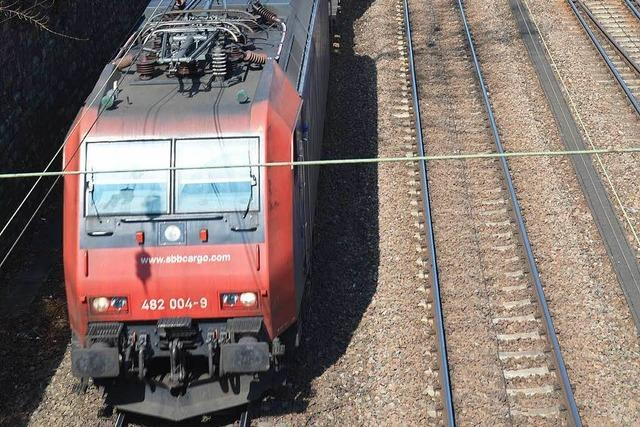 Ausbau der Rheintalbahn wird immer weiter verschoben