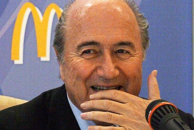 Fifa-Sponsoren murren, zahlen aber weiter Millionen