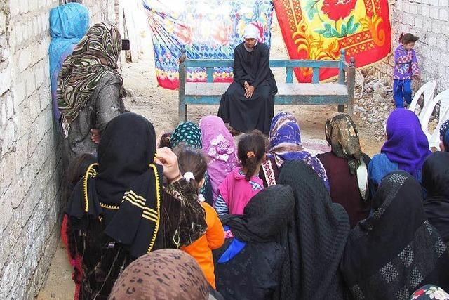 Frauen kämpfen gegen Genitalverstümmelung