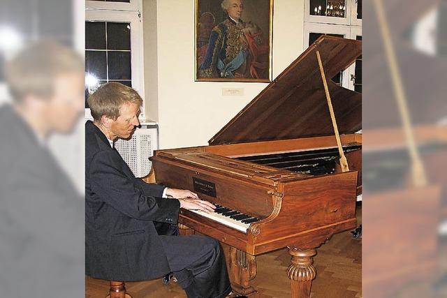Wie kommt der Clara-Schumann-Flügel nach Emmendingen?