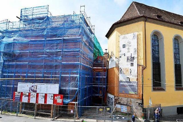 Sanierung des Augustinermuseums wird um eine Million teurer