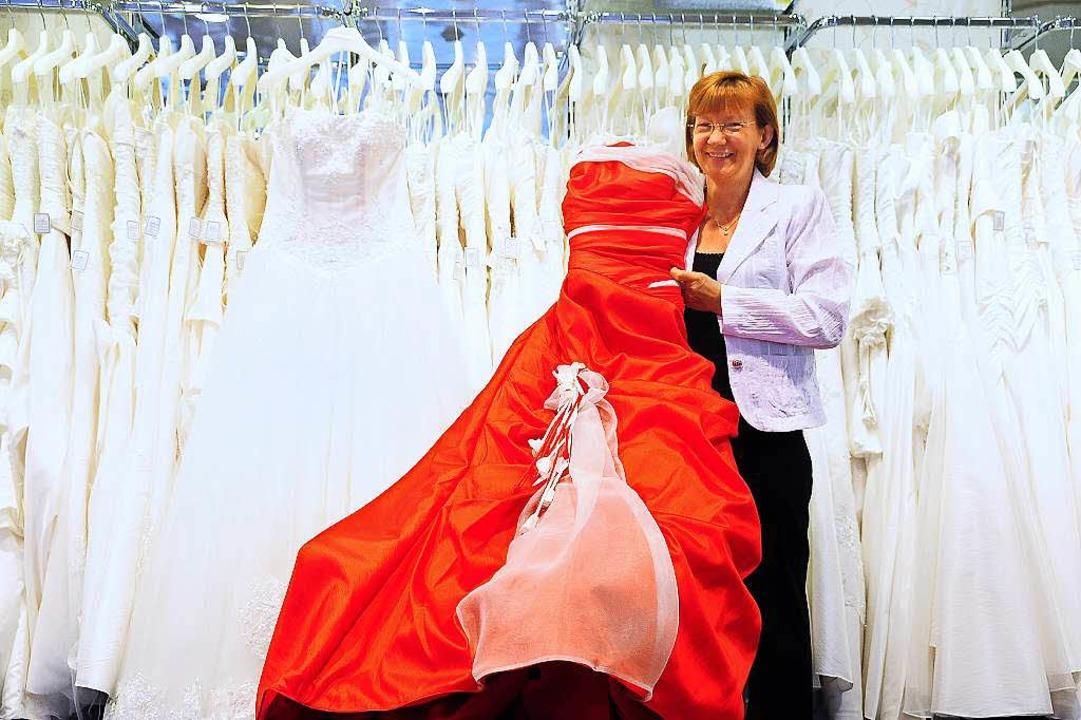 Expertin Fur Brautmode Romantisch Muss Es Sein Mit Ganz Viel