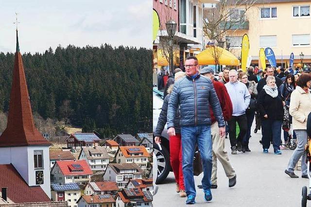 Warum Schonach schrumpft und Bad Krozingen explodiert